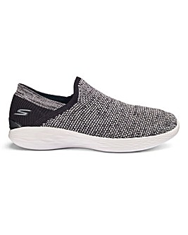 Skechers You Slip On Trainers