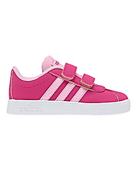 adidas VL Court 2.0 Childrens Trainers