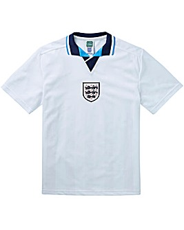 Scoredraw England 1996 European Championship Retro Football Shirt