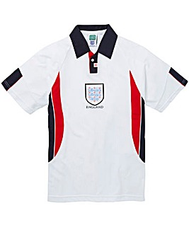 Scoredraw England 1998 World Cup Final Retro Football Shirt