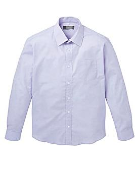 W&B London Lilac L/S Formal Shirt R