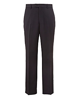 WILLIAMS & BROWN LONDON Rib Suit Trousers 31in