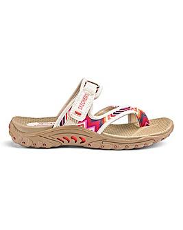 Skechers Reggae Zig Swag Sandals