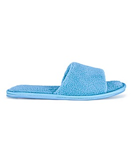 Remi Soft Terry Slippers Standard Fit