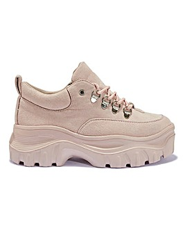Alma Chunky Trainers Standard Fit