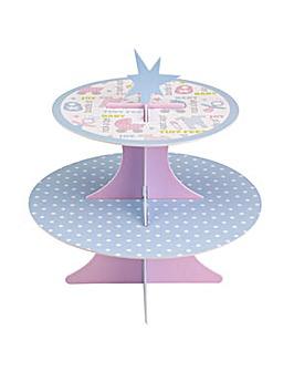 Tiny Feet Baby Shower Cake Stand