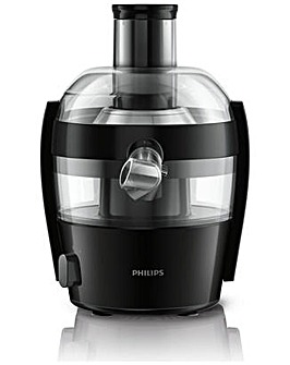Philips HR1832/01 Compact Juicer - Black