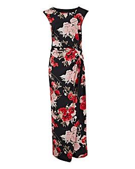 Joanna Hope Petite Print Maxi Dress