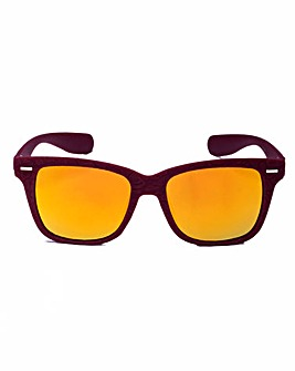 Dixie Retro Red Sunglasses