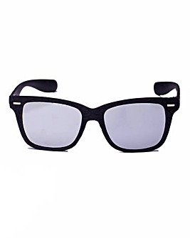 Dixie Retro Black Sunglasses