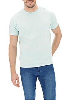 Mint Crew Neck T-shirt Long
