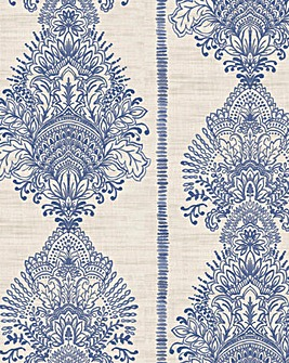 Mediterranean Silk Road Wallpaper