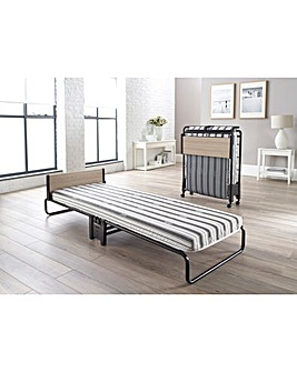JAY-BE Sanctuary Folding bed with Airflow Fibre Mattress