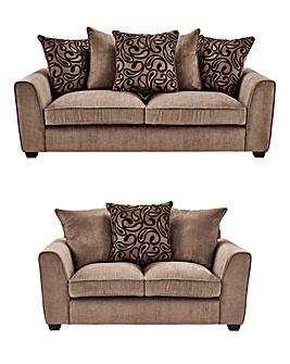 Swish Three plus Two Seater Sofa