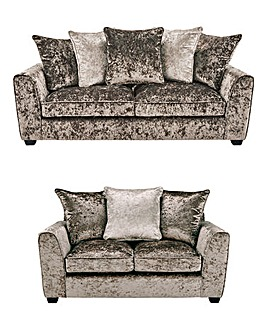 Jewel 3 plus 2 Seater Sofa