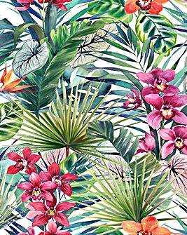 Graham & Brown Aloha Tropical Wallpaper