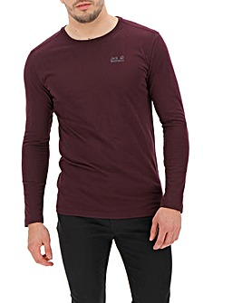 Jack Wolfskin Long Sleeve T-Shirt