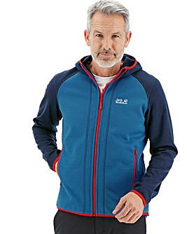 Jack Wolfskin Hydro Hooded Fleece Jacket