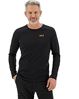 Jack Wolfskin Long Sleeve T-Shirt