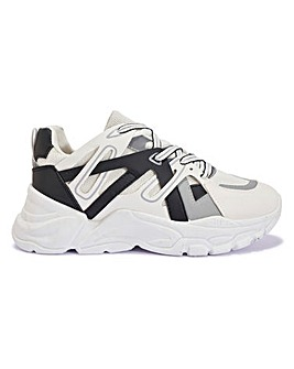 Tilly Chunky Trainers Standard Fit