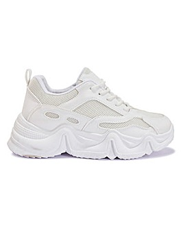 Karlee Chunky Trainers Standard Fit