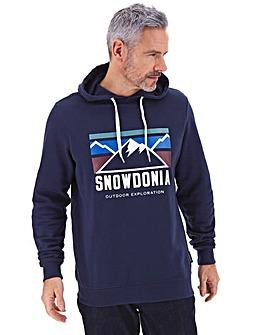 Snowdonia Overhead Hoody