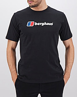 Berghaus Big Corporate Logo T-Shirt