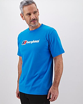 Berghaus Big Corporate Logo T-Shirt