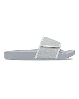 Florence Touch and Close Sliders Extra Wide Fit