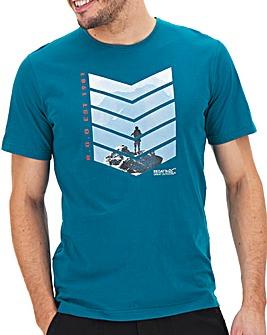 Regatta Breezed Short Sleeve T-Shirt