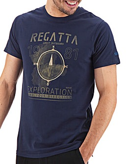 Regatta Cline IV Short Sleeve T-Shirt