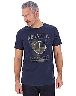 Regatta Cline IV Short Sleeve T-Shirt