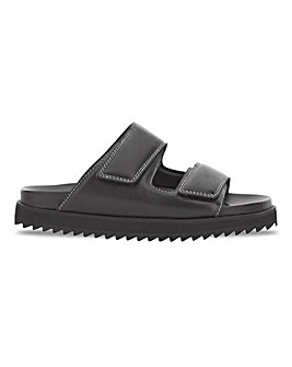 Touch And Close Sandal Wide Fit