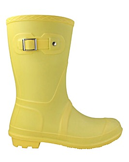 Kendall Classic Ankle Wellies Standard Fit