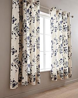 Clarissa Eyelet Curtains