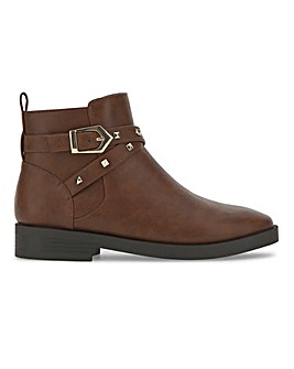 Zola Ankle Boots Extra Wide Fit