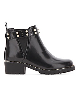 Jaelyn Ankle Boots Extra Wide Fit