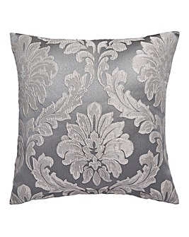 Pippa Damask Filled Cushion
