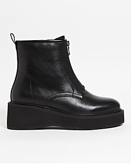 Alyson Ankle Boots Wide Fit