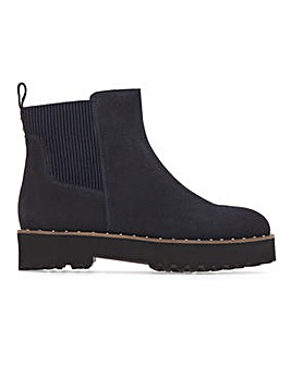 Tenley Ankle Boots Extra Wide Fit