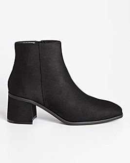 Ansley Ankle Boots Extra Wide Fit