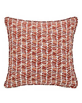 Austin Printed Filled Cushion