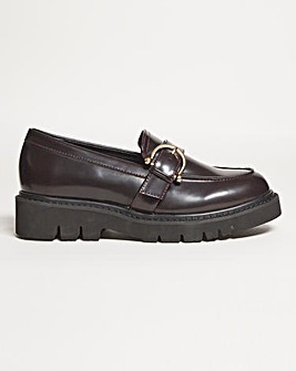 Kamila Chunky Shoes Extra Wide Fit