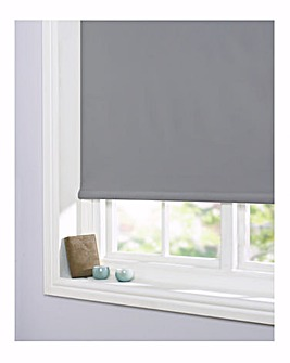 Metallic Blackout Roller Blind