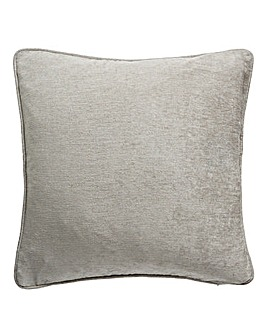 Chenille Filled Cushion