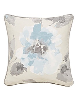Adriana Print Filled Cushion