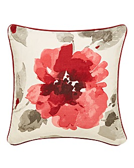Adriana Print Filled Cushion