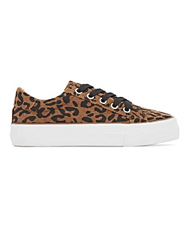 Chunky Cord Trainers Extra Wide Fit