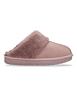 Albz Suede Slippers Extra Wide