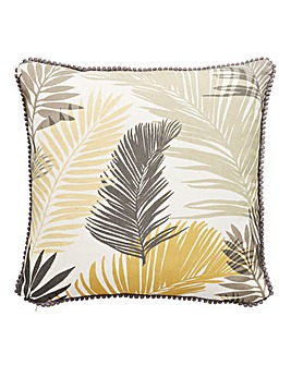 Tropical Filled Cushion
